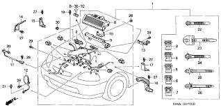 1998 honda civic 4 door lx ka 5mt engine wire harness honda engine swap wire harness at Honda Engine Wire Harness