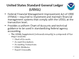 Ussgl Chart Of Accounts Financial Reporting Fluctuation Flux Analysis Noaa S Finance