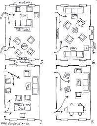bedroom furniture layout decoration