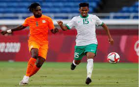 السعودية تسقط في فخ الخسارة أمام ساحل العاج في أولمبياد طوكيو