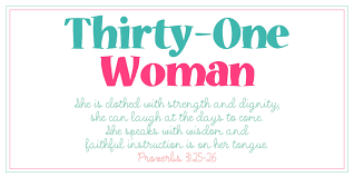 thirty one woman