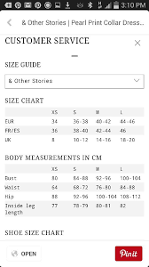 Pin By Love Wilf On Size Guide Size Chart Body