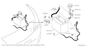 wiring nissan teana [asia (right wheel)] Nissan Cefiro Nissan Teana J32 Wiring Diagram #29