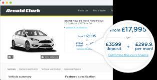 Car Finance Loans Car Finance Calculator Arnold Clark