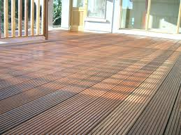 strandwoven decking