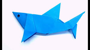origami tutorial how to fold an easy paper origami shark  origami tutorial how to fold an easy paper origami shark
