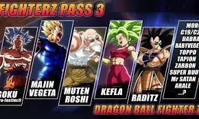 dragon ball fighterz p 3