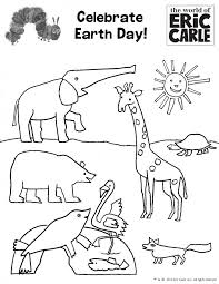 Small Picture Imposing Ideas Eric Carle Coloring Pages 20 Free Printable The