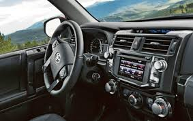 2018 toyota 4runner trd pro interior. beautiful toyota 2018 toyota 4runner trd pro review intended toyota trd pro interior o
