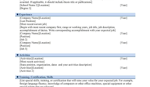 Resume En Resume Cv Or Resume 2 43 Image Resume