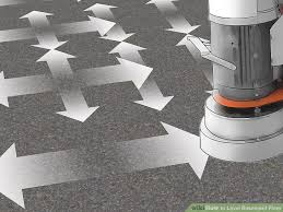 how to level concrete floor for tile lovely how to level basement floor with wikihow of