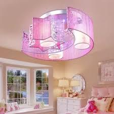 romantic bedroom lighting. LED Ceiling Light Children Girl\u0027s Room Lamp Bedroom Creative Round Chandelier With Remote Control Simple Modern Romantic Lighting