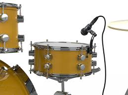 stage right by mono 7 piece drum and instrument mic kit with mounts and case