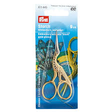 Купить 611445 <b>Ножницы для вышивки</b> 'Аист', 9см <b>Prym</b> оптом со ...
