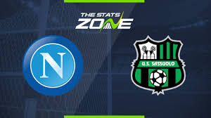 2019-20 Serie A – Napoli vs Sassuolo Preview & Prediction - The Stats Zone