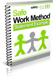 Method Of Statement Sample Safe Work Method Statement Template Free Fully Completed Sample 72