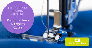 Rate Sewing Machines
