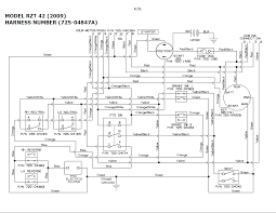starter to engine connection and key switch with brake switch or john deere l130 pto clutch wiring diagram starter to engine connection and key switch with brake switch or electric clutch