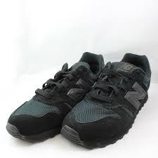 new balance 373 black. new-balance-373-trainers-black-mono-trainers-shoes- new balance 373 black