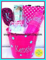 personalized basket personalized birthday gift by thelemonade vinyl gifts 16th birthday birthday