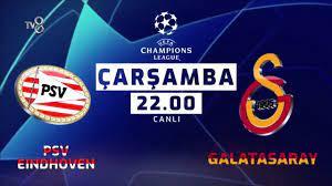 PSV - Galatasaray Maçı TV 8'de! - YouTube