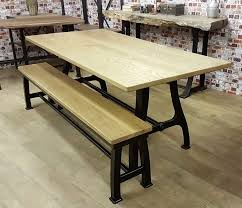 Industrial Style Dining Tables Industrial Style Dining Room Tables Industrial Look Dining Table