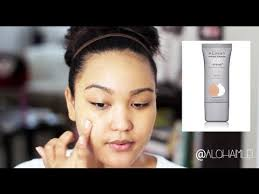 almay smart shade cc cream first impression