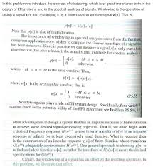 Signals And Systems Oppenheim Solutions Solved Question 5 55a In The Textbook Signals And Systems