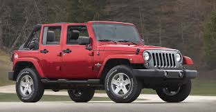 no longer is the jeep wrangler a two door setup and many owners are happy with the change since 2007 the wrangler has been available with four doors