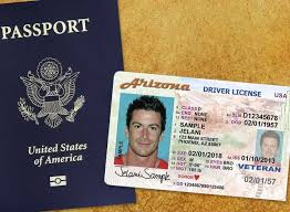 License Drivers Real Act Arizona Id The And
