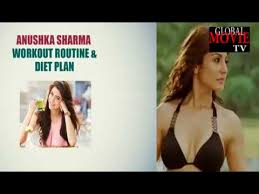Anushka Sharma Fitness And Diet Mantra Www Globalmovie In