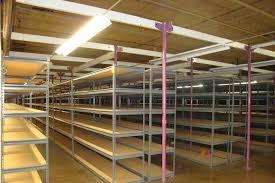 rivet rack shelving
