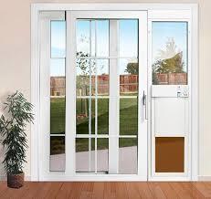 image of sliding glass dog door reviews