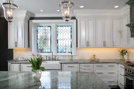 victorian kitchen lighting. Philadelphia Chestnut Hill Kitchen Remodel \ Victorian Lighting