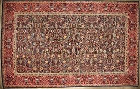 William Morris Rug Designs 70002635 Antique William Morris Design Carpet 20 X 13