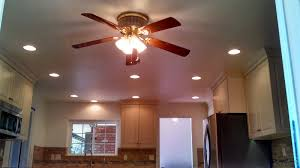 Can Lighting In Kitchen Brilliant Electric Kitchen Remodel Complete Rewire With