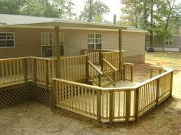 mobile home deck designs. mobile homes can look absolutely amazing, especially the deck on this one. i\u0027m actually considering renting an almost new one in not too distant future, home designs o