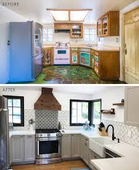 10 Diy Kitchen Before Afters That Are Serious Eye Candy