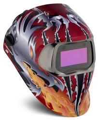 Welding Helmet Designs Welding Helmet 100 Graphics Razor Dragon 4 8 12