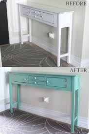 my best tips on how to spray paint furniture