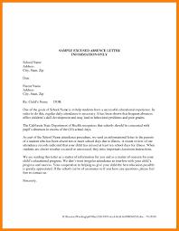 Leave Letters Copy 6 Sample Sick Leave Letter New Formal Letter