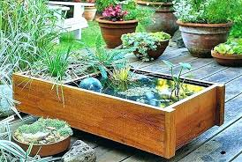 best outdoor water features images on backyard ponds garden fountains and patio