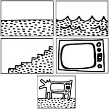 Laat Je Leerlingen Kunst Maken In De Stijl Van Keith Haring