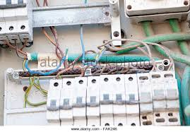 electrical consumer unit stock photos & electrical consumer unit Volex Fuse Box faulty electrical fuse box stock image volex protector fuse box