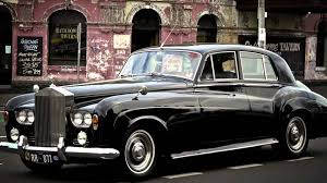 Rolls Royce Silver Cloud Wedding Cars Melbourne Classic Car Hire