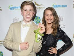 Pregnant bindi irwin doesn't have long to go until she's a mother herself, and one look at her bindi irwin opened up about how her pregnancy is coming along and how she and her baby are doing now. Bindi Says Her Brother Will Walk Her Down The Aisle On Her Wedding Day