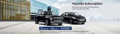 Get complete premium details, easy renewal, instant policy of truly justifying its tag line 'india's favorite family car', the hyundai santro has been ruling the indian market in the hatchback sector for decades. Hyundai Subscription Hyundai Motor India