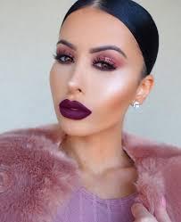 look heavy full face makeup
