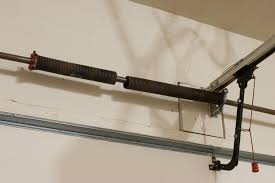 Image result for Garage Door Torsion Spring Repair