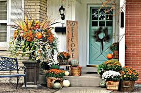 front door decor summerDiy Front Door Decor Fall Pics Love Decorations Porch Fall Front